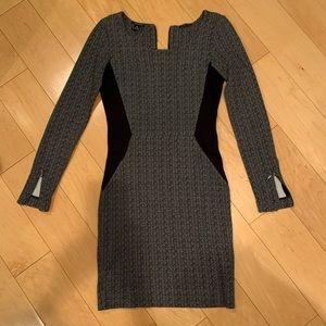 Maison Scotch cotton/wool dress size 0